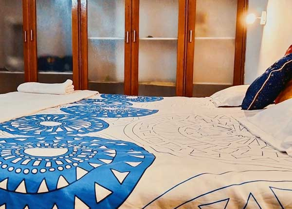 Hostel Double Room with Shared Bathroom