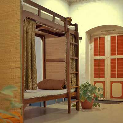 Varanasi Hostel Superior Mixed Dorm