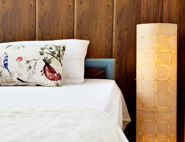 Superior Double Room – Bedside Lamp