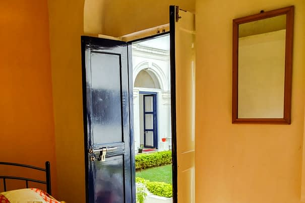ITH Vintage Homestay-Superior Double Room – Entrance