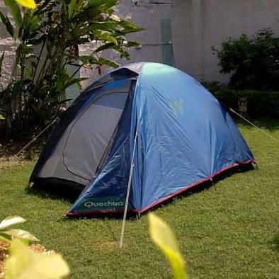 Varanasi Hostel Basic Tent