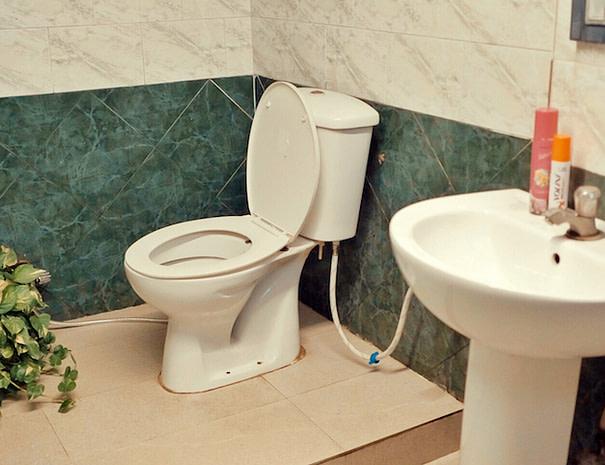 Shared Bathroom – Ground Floor