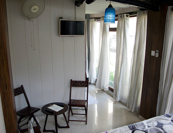 Superior Double Room – Room Overview