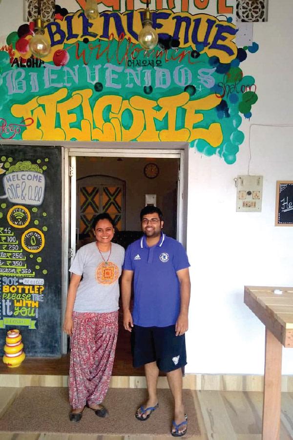 Kalyanee Mulay and Suvro Chowdhury