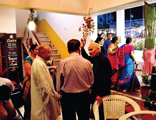 Event Location: Wedding Reception at ITH Varanasi