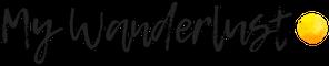 My Wanderlust Logo Button