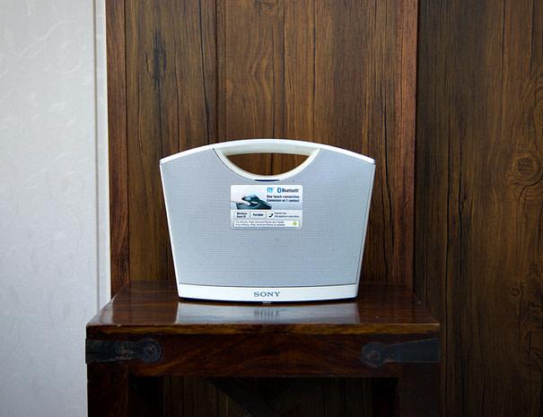 Superior Double Room – Wireless Speaker