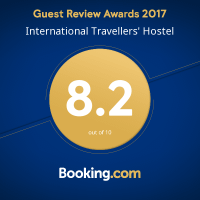 ITH Varanasi Awards & Accolades Booking.com Guest Review Awards 2017