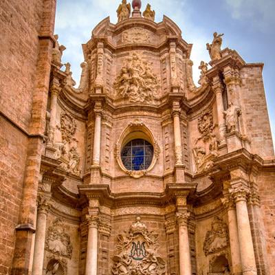 Valencia-Cathedral