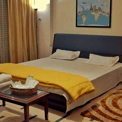 Varanasi Hostel Triple Room