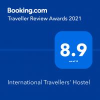 ITH Varanasi Awards & Accolades Booking.com Traveller Review Awards 2021