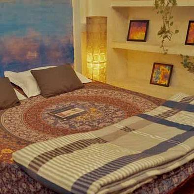 Varanasi Hostel Standard Double Room