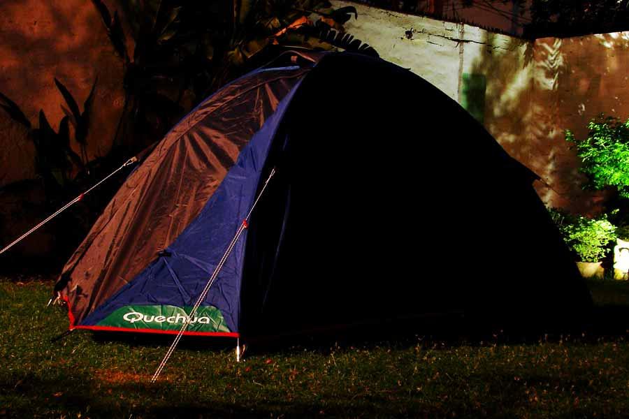 Tent Camping in Varanasi