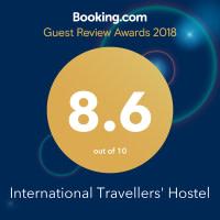 ITH Varanasi Awards & Accolades Booking.com Guest Review Awards 2018