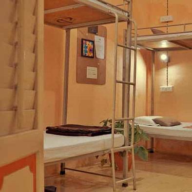 Varanasi Hostel Standard Mixed Dorm